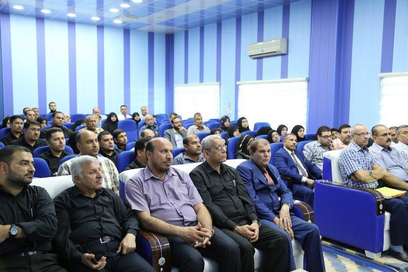 اسماء التدريسين في كلية الادارة والاقتصاد - جامعة كربلاء
