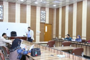 تعليم مهارات اللغة الانكليزية واساليب كتابة البحث العلمي باللغة الانكليزية