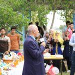 احتفالية قسم الاحصاء بمناسبة مولد الامام الحجة (ع)